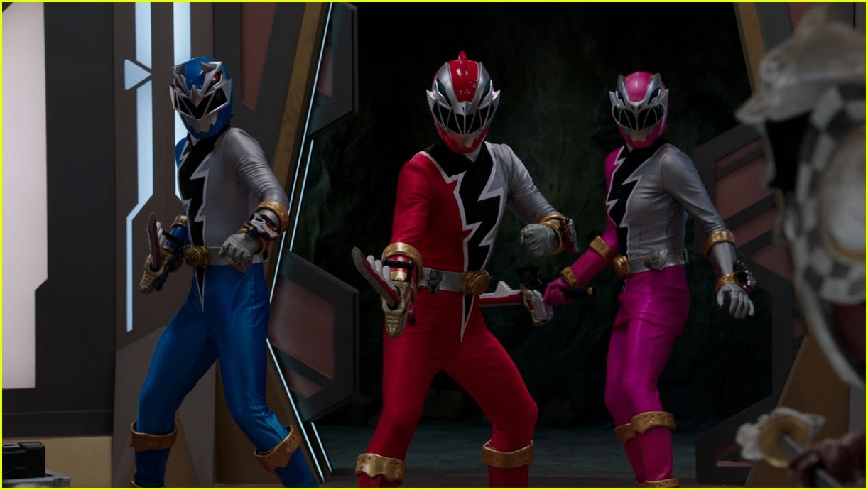 get to know the new power rangers dino fury characters 08