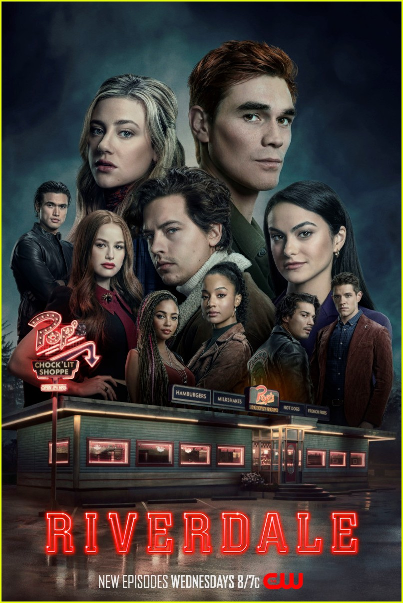 riverdale debuts new poster with new character 03