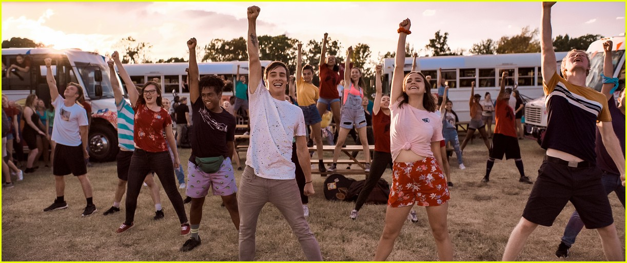 bailee madison kevin quinns a week away musical gets trailer release date 08