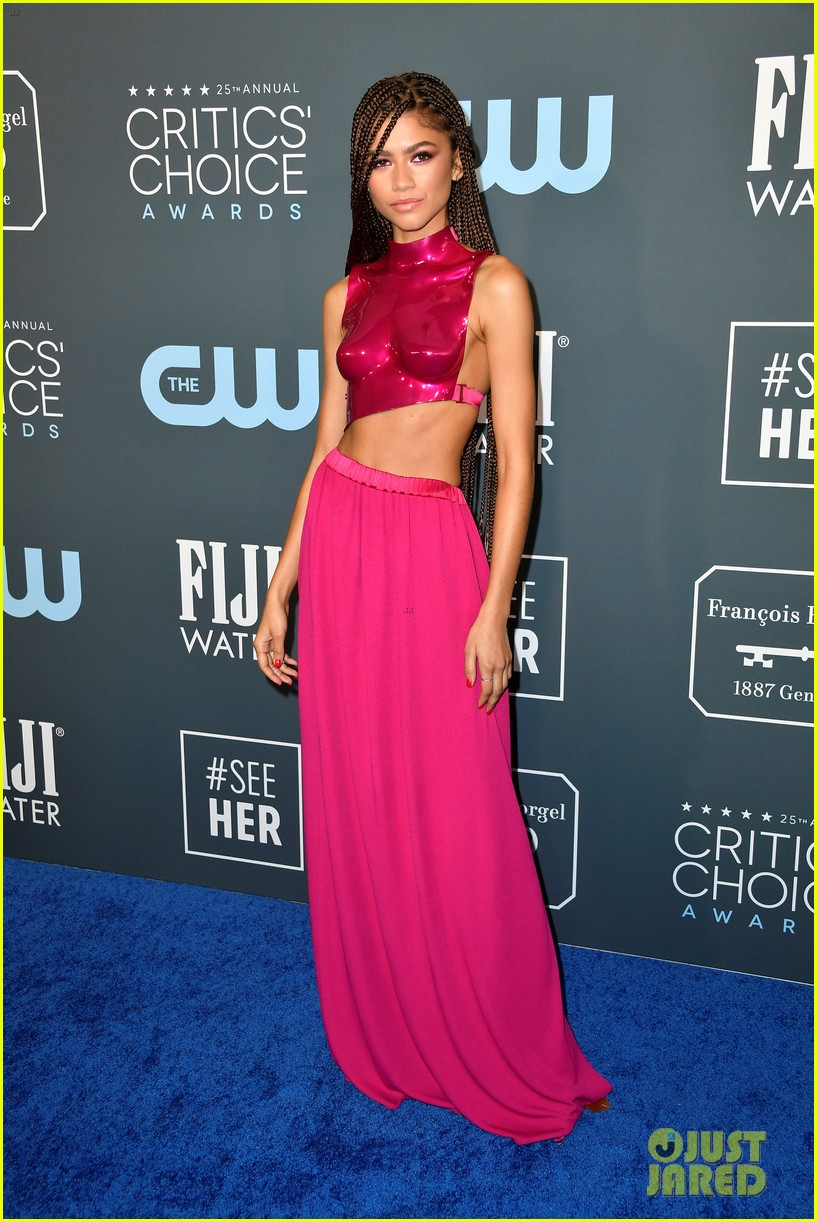 zendaya earns second critics choice awards nomination different category 02