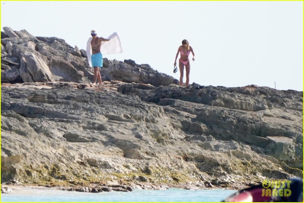 justin hailey bieber march turks caicos vacation 2021 18