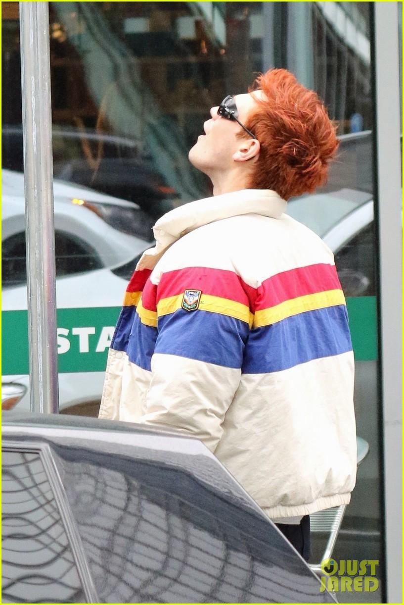 kj apa wears the same jacket as drew ray tanner wore on instagram 03