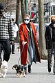 madelaine petsch new beau miles chamley watson go on dog walk 08