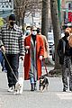 madelaine petsch new beau miles chamley watson go on dog walk 20