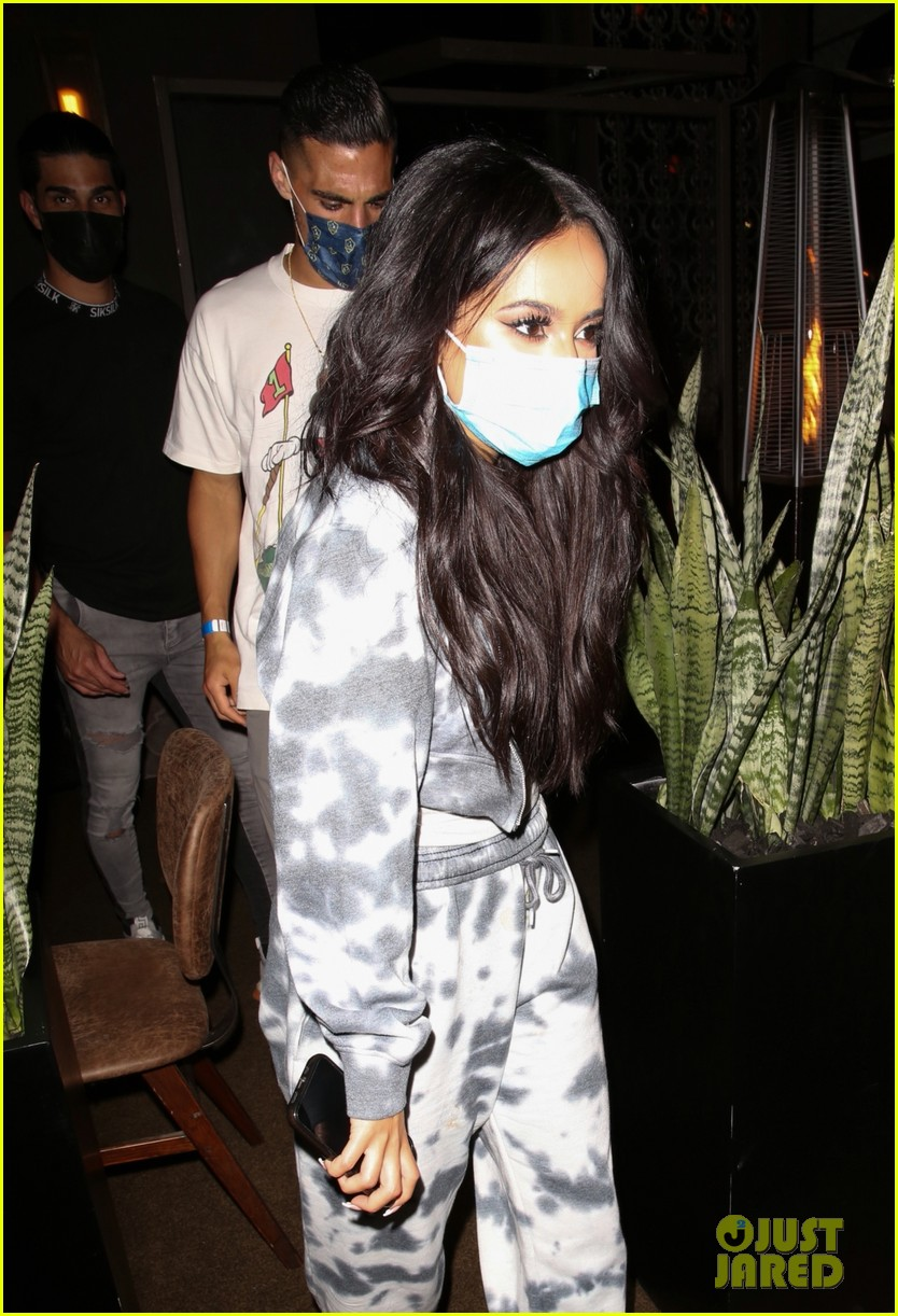 becky g beau sebastian lletget step out ahead of her new song release 03