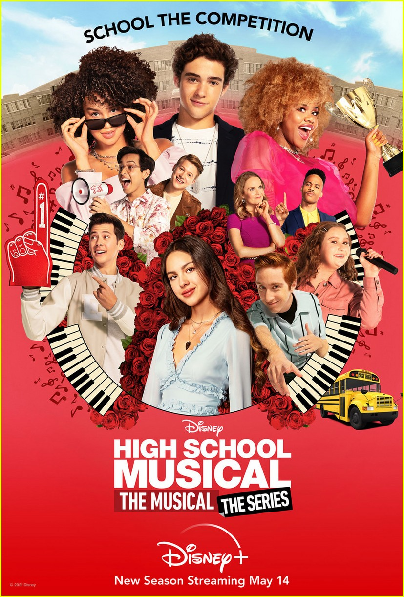 high school musical series season two trailer teases lots of drama 03.