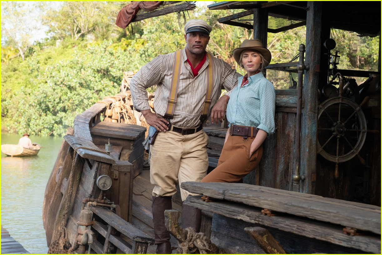 dwayne johnson jungle cruise to debut in theaters and on disney plus premier accesss 04