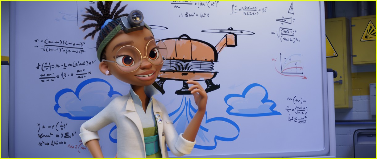 first look at marsai martin yara shahidi paw patrol characters revealed 07