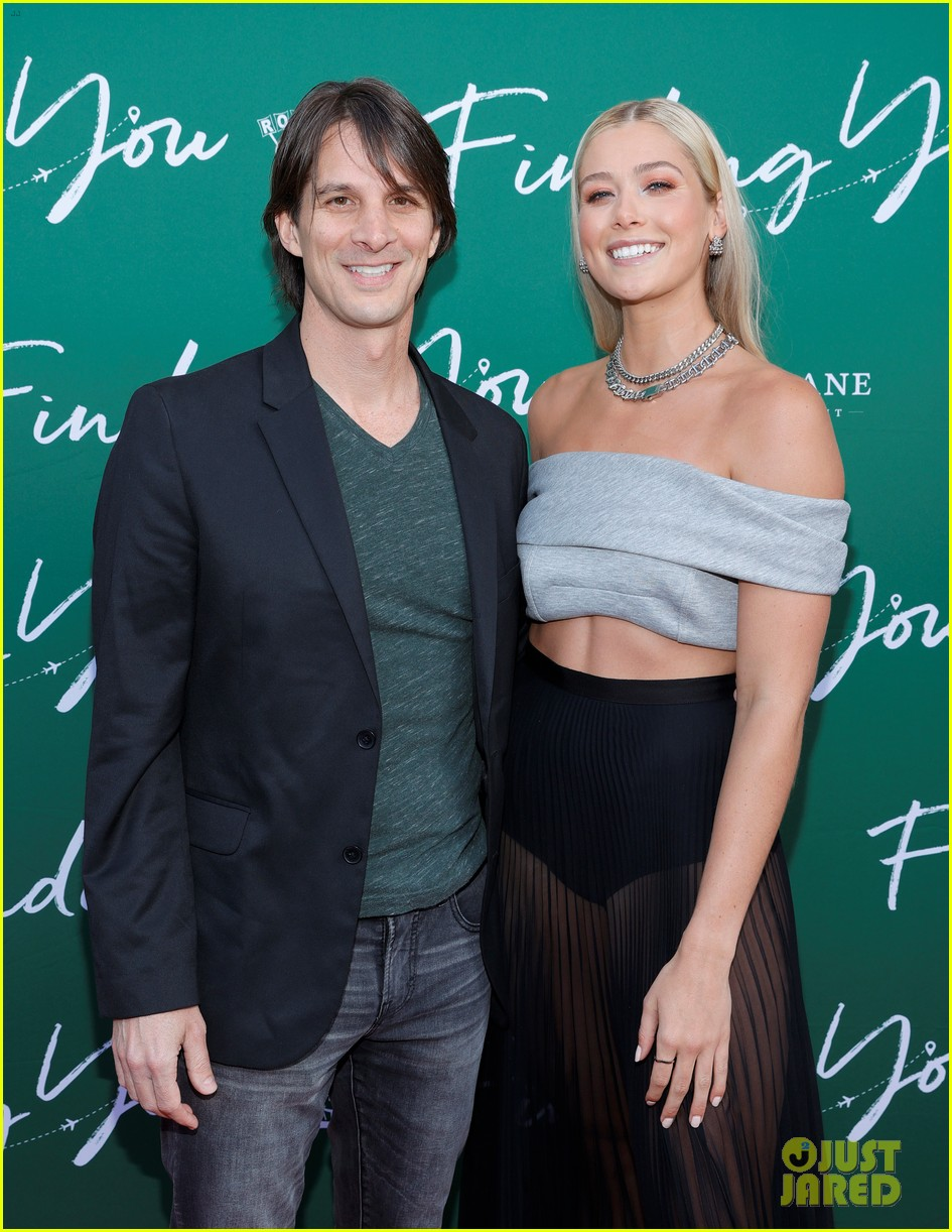 rose reid attends special screening of new movie finding you 01