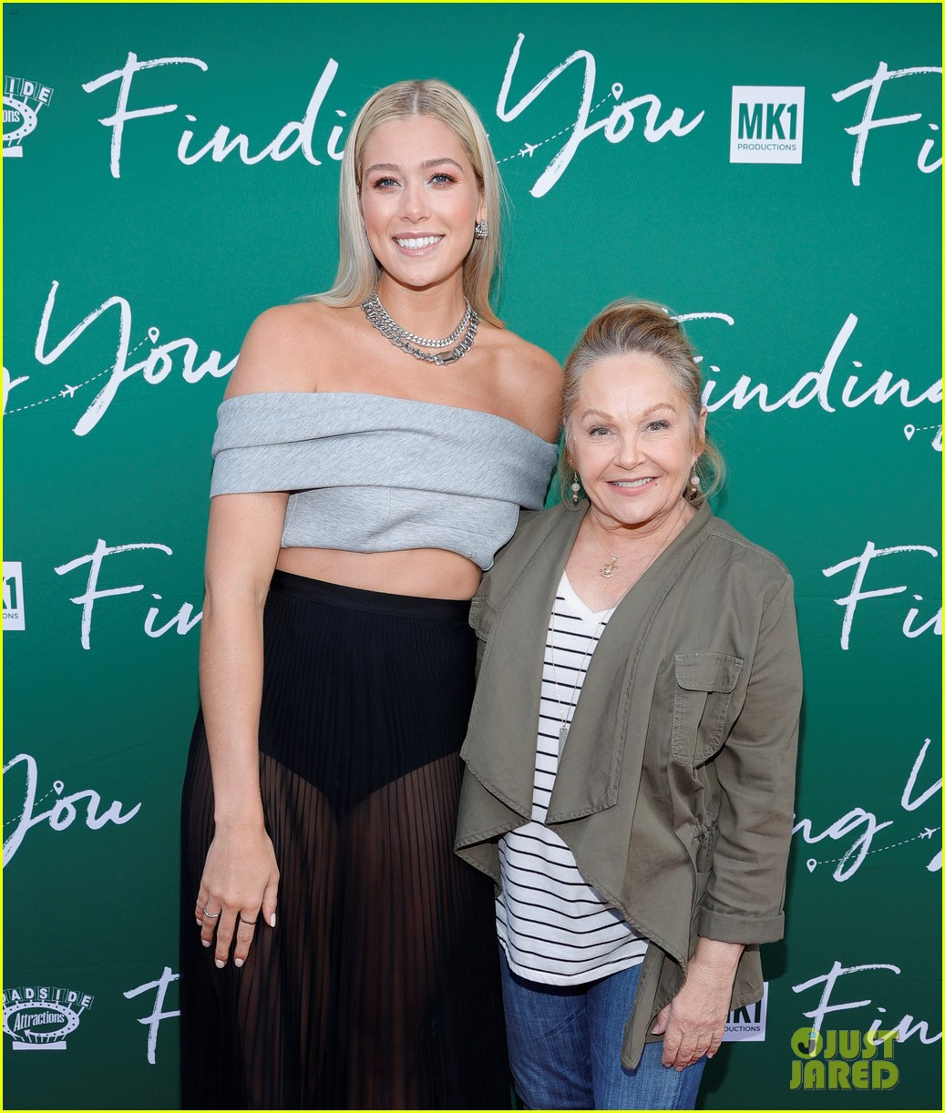 rose reid attends special screening of new movie finding you 03