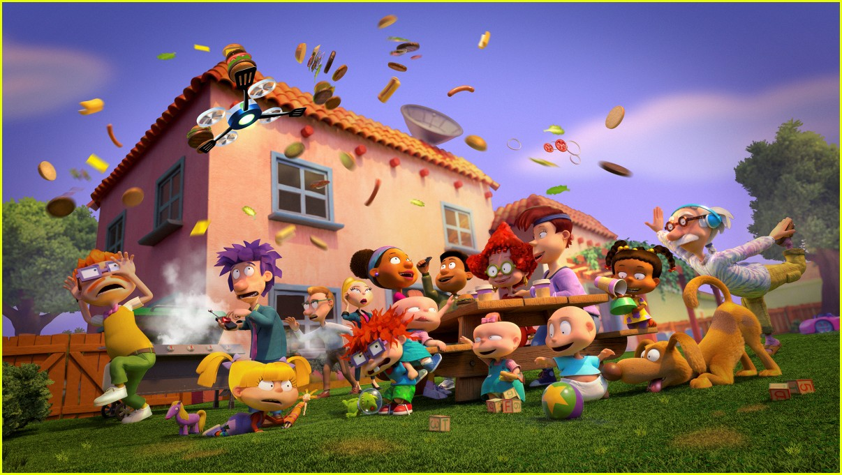 rugrats reboot gets premiere date and trailer watch now 01