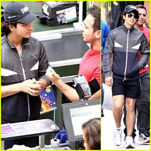 Joe Jonas is a Camp Rock Cooker
