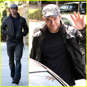 Kellan Lutz: The Volturi Boys Are My Favorite