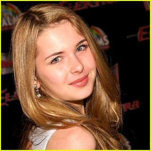 Kirsten Prout is Eclipse's Lucy