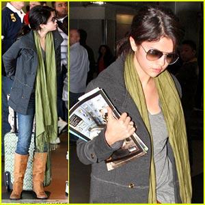 Selena Gomez's Shady Sunday