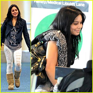 Vanessa Hudgens: From LA to Vancouver Again