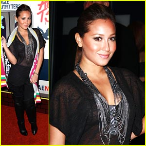 Adrienne Bailon: American Eagle Effortless