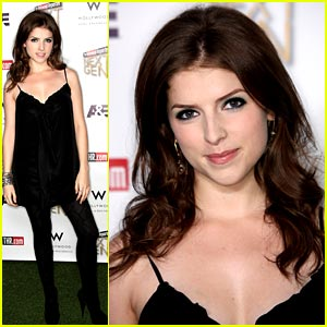 Anna Kendrick: Jessica Really Likes To Talk About Herself