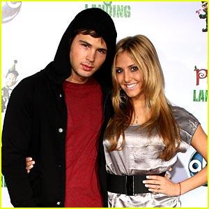 Cassie Scerbo & Cody Longo: Prep & Landing Lovers