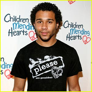 Corbin Bleu: Please, Mr. President