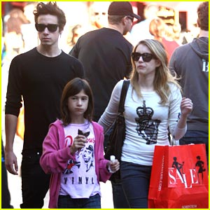 Emma Roberts: Wild Child Out On DVD Now!