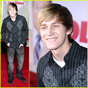 Jason Dolley is an Old Dog