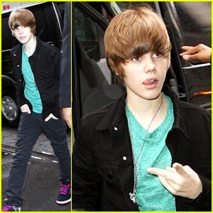 Justin Bieber: Rihanna Turned Me Down