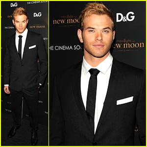 Kellan Lutz: I Love When Girls Wear My Clothes