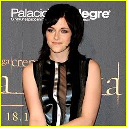 Kristen Stewart: Bella Is So Confident
