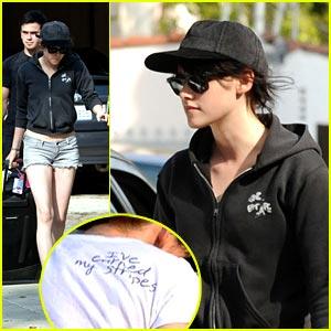 Kristen Stewart Has Earned Her Stripes