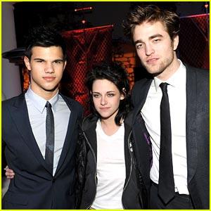 Kristen Stewart: My Family is Embarassingly Proud