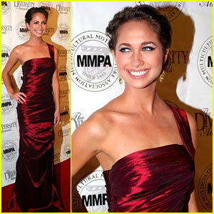 Maiara Walsh Hosts the 2009 Diversity Awards