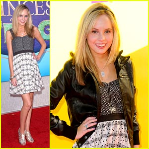 Meaghan Martin Expresses Herself