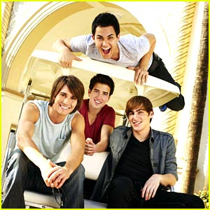 Nickelodeon Gets A Big Time Rush