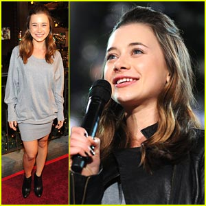 Olesya Rulin Keeps Hope Alive