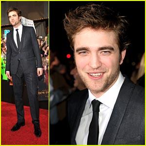 Robert Pattinson is a Gucci Guy