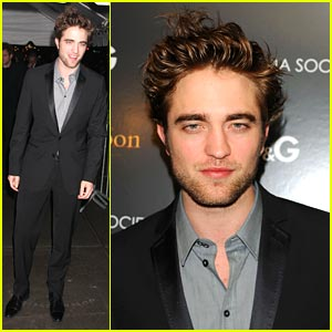 Robert Pattinson: Vanity Fair Cover Is Surreal