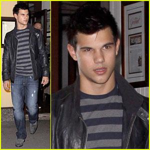Taylor Lautner: BLT Steak Boy