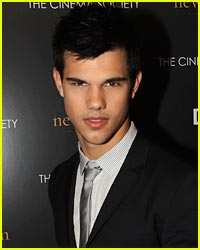Taylor Lautner: Fans Will Love The Werewolves