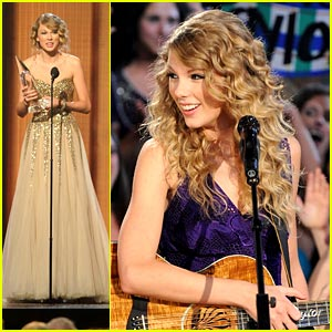 Taylor Swift Sweeps the CMAs