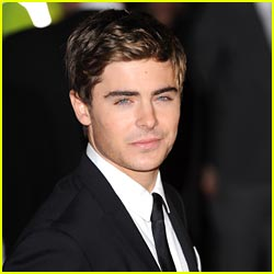 Zac Efron Likes To Look Good