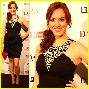 Andrea Bowen is Damiani Diamonds Dazzling