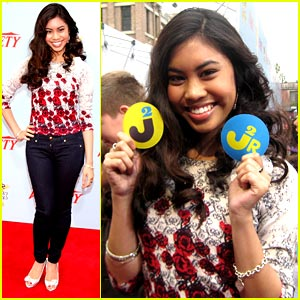 Ashley Argota: Roses For Ronald McDonald House