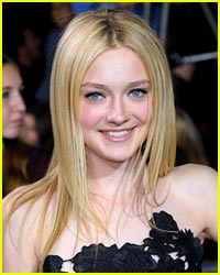 Dakota Fanning Says Goodbye To Brittany Murphy