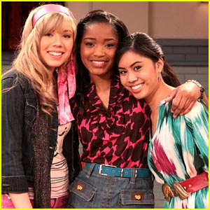 Keke Palmer & Jennette McCurdy Have Some True Drama