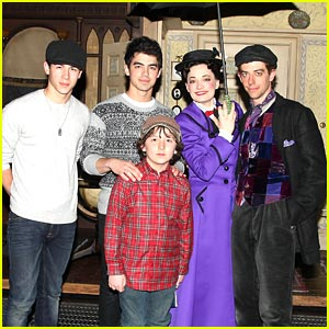 The Jonas Brothers are Mary Poppins People
