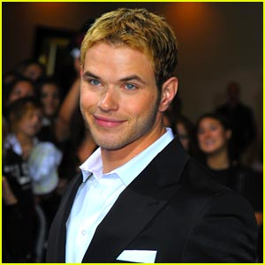Kellan Lutz to Star in Cedars of Lebanon