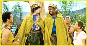 Mitchel Musso & Doc Shaw are a Pair of Kings