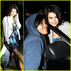 Selena Gomez is a Bardot Beauty
