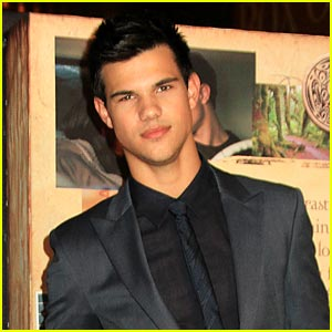 Taylor Lautner is Max Steel!